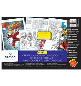 CANSON CANSON CREATE YOUR OWN COMIC BOOK KIT 11X17    CAN-100510884