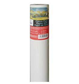 CANSON CANSON FOUNDATION CANVA-PAPER ROLL  48IN X 5YD 136LB    CAN-400024924
