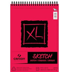 CANSON CANSON XL SKETCH PAD 9X12 TC  100/SHT    CAN-100510939