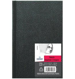 CANSON CANSON ARTIST SERIES SKETCH BOOK 5.5X8.5 65LB HARDBOUND  108/SHT    CAN-100510350