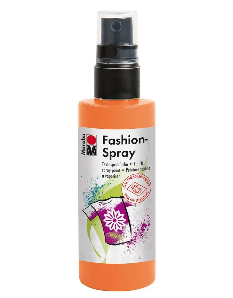 MARABU MARABU FASHION SPRAY TANGERINE 100ML    MAR-17199050225