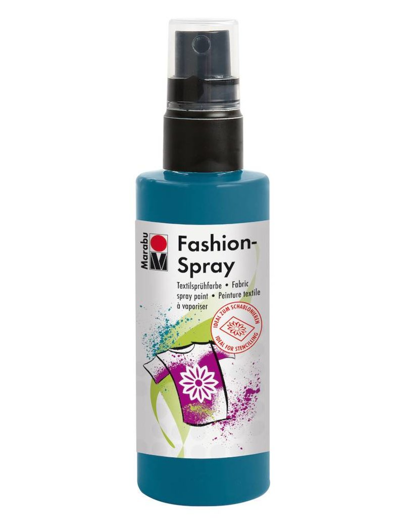MARABU MARABU FASHION SPRAY PETROL 100ML    MAR-17199050092