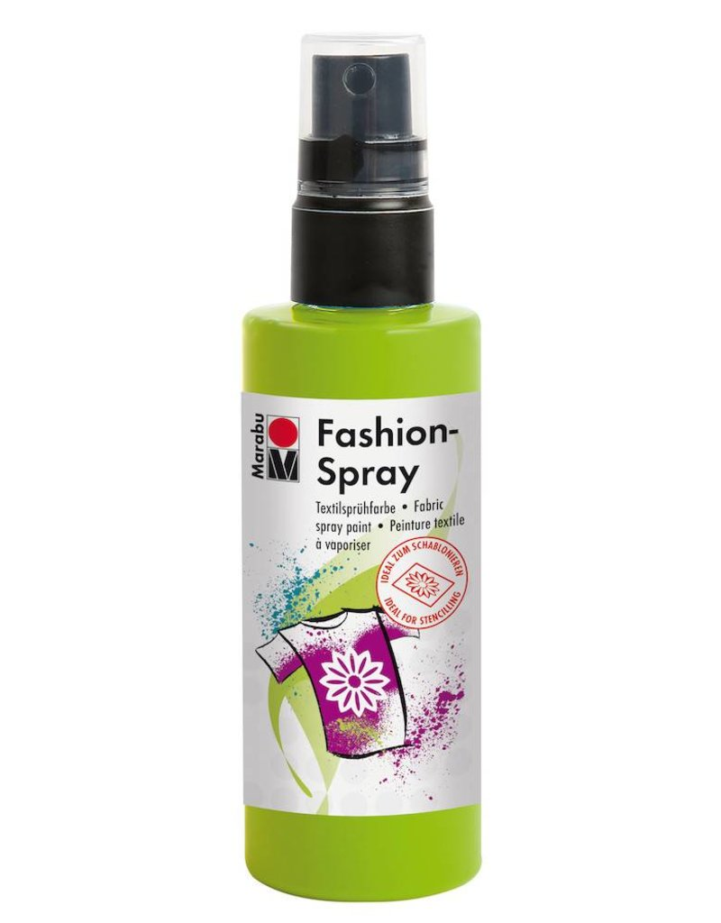 MARABU MARABU FASHION SPRAY RESEDA 100ML    MAR-17199050061