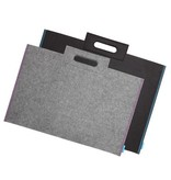ITOYA ITOYA MIDTOWN BAG GREY 14X21