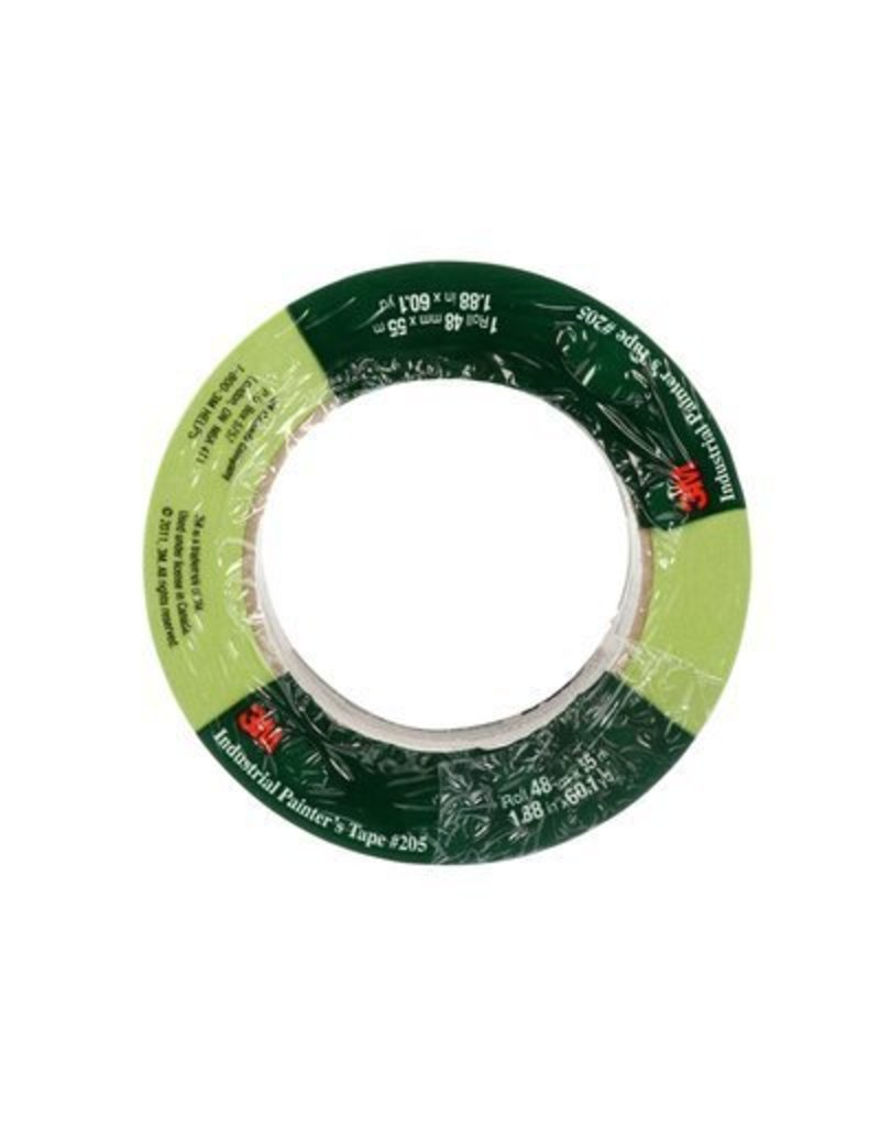 "3M 3M PAINTERS TAPE GREEN 1""x60YD"