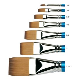 WINSOR NEWTON COTMAN BRUSH SERIES 666 ONE STROKE 1/8''