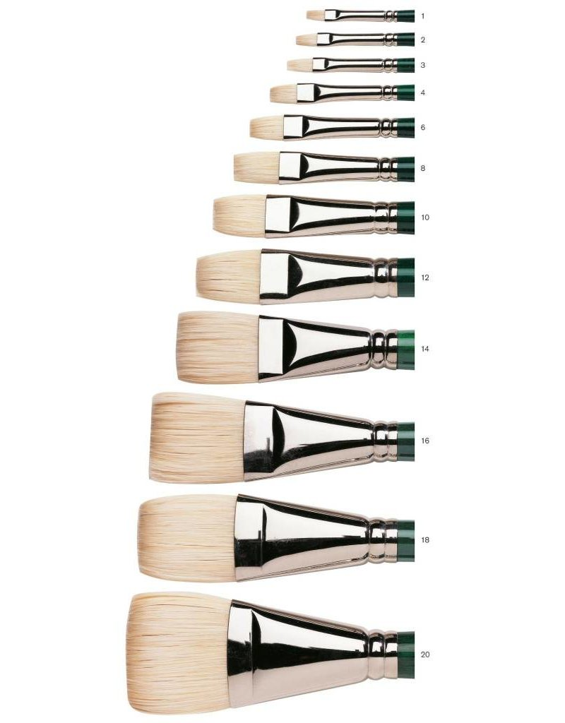 WINSOR NEWTON WINTON BRUSH BRIGHT 18