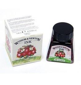 WINSOR NEWTON WINSOR & NEWTON DRAWING INK SCARLET 14ML