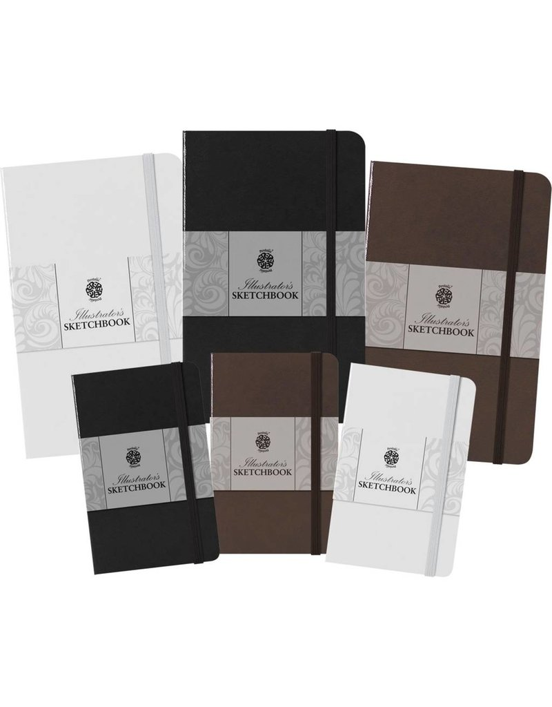 PENTALIC PENTALIC ILLUSTRATORS SKETCHBOOK 8X5 MOCHA     PTL-018022