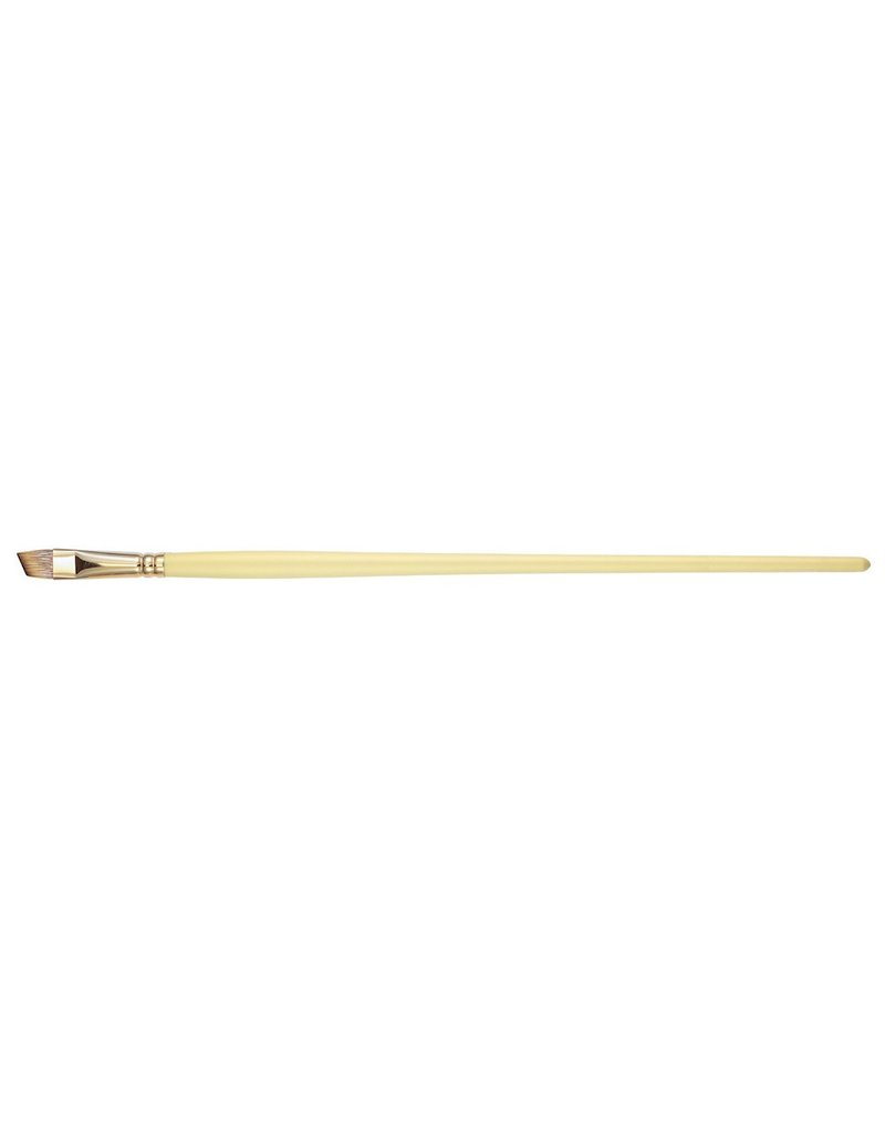 PRINCETON PRINCETON IMPERIAL BRUSH SERIES 6600 SYNTHETIC MONGOOSE ANGLE BRIGHT 6