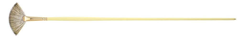 PRINCETON PRINCETON IMPERIAL BRUSH SERIES 6600 SYNTHETIC MONGOOSE FAN 12