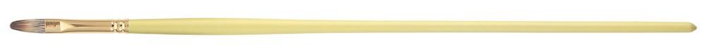PRINCETON PRINCETON IMPERIAL BRUSH SERIES 6600 SYNTHETIC MONGOOSE FILBERT 8