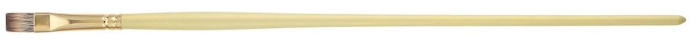 PRINCETON PRINCETON IMPERIAL BRUSH SERIES 6600 SYNTHETIC MONGOOSE FLAT 2