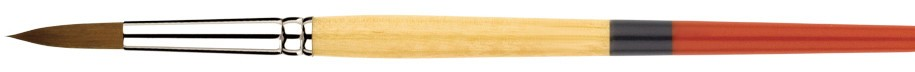 PRINCETON PRINCETON SNAP BRUSH SERIES 9650 GOLD SYNTHETIC SH ROUND 2