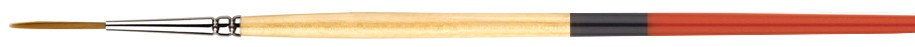 PRINCETON PRINCETON SNAP BRUSH SERIES 9650 GOLD SYNTHETIC SH LINER 2