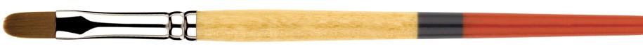 PRINCETON PRINCETON SNAP BRUSH SERIES 9650 GOLD SYNTHETIC SH FILBERT 4