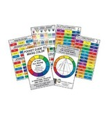 COLOR WHEEL COMPANY THE COLOR WHEEL POCKET GUIDE TO MIXING COLOUR