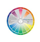 COLOR WHEEL COMPANY CREATIVE COLOR WHEEL COLOR SCHEME