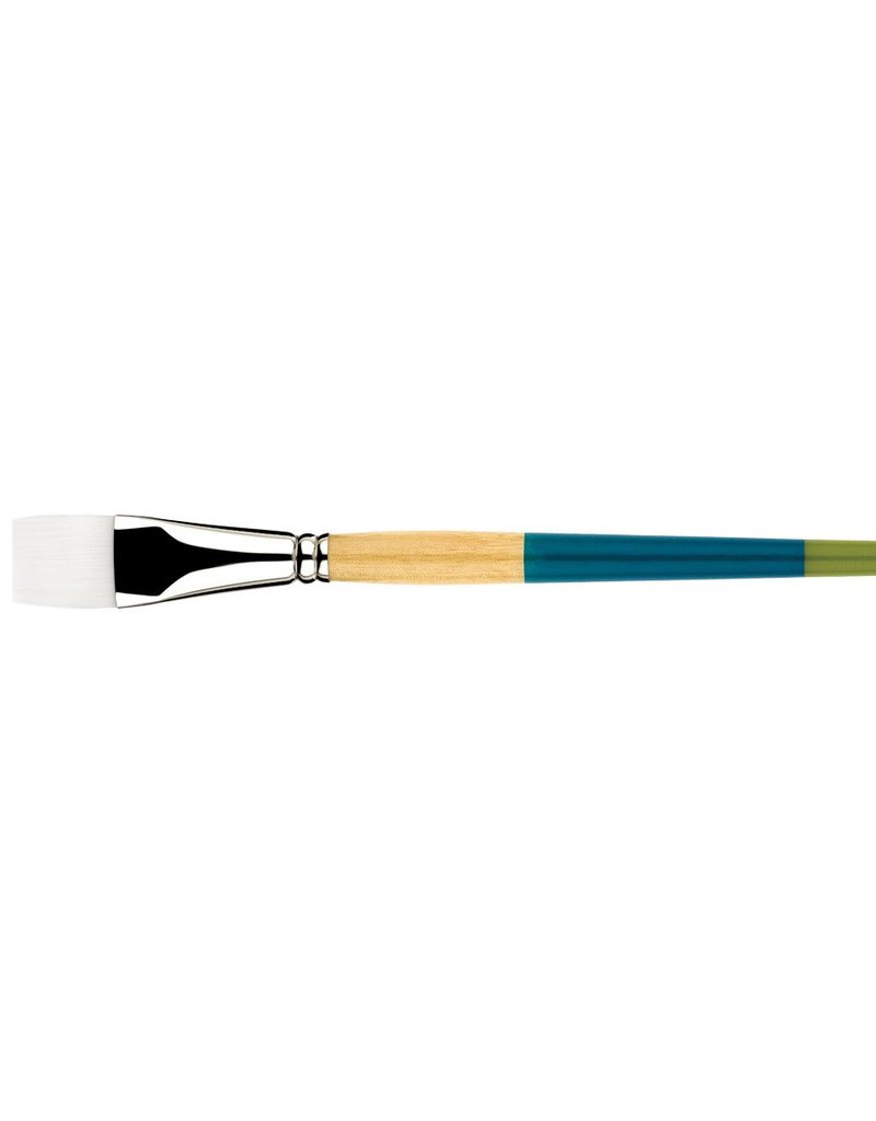 PRINCETON PRINCETON SNAP BRUSH SERIES 9850 WHITE SYNTHETIC SH STROKE 1''