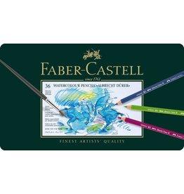 FABER CASTELL ALBRECHT DURER WATERCOLOUR PENCIL SET/36    FAC-117536