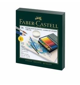 FABER CASTELL ALBRECHT DURER WATERCOLOUR PENCIL STUDIO BOX SET/36    FAC-117538