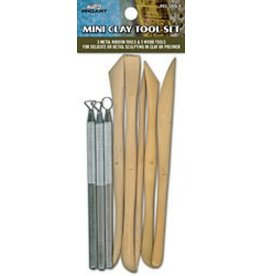 PRO ART PRO ART MINI CLAY TOOL SET