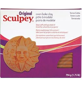 SCULPEY SCULPEY ORIGINAL TERRA COTTA 1.75LB