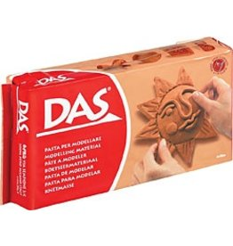 DIXON DAS AIR DRY CLAY TERRA COTTA 1.1LB