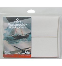 CANSON CANSON WATERCOLOUR CARDS AND ENVELOPES 5X7 30/PK    CAN-100511542