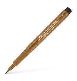 FABER CASTELL PITT ARTIST PEN BRUSH 180 BURNT UMBER