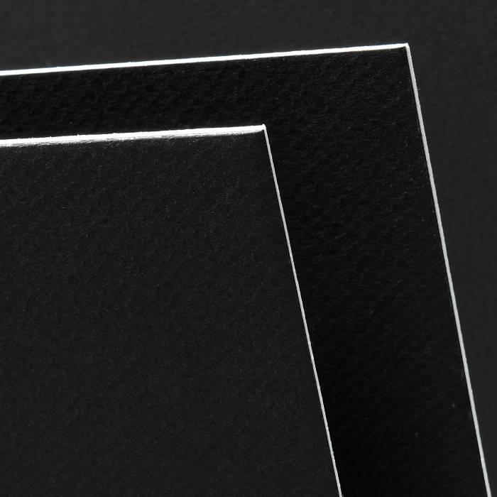 CANSON MI-TEINTES ART BOARD 425 STYGIAN BLACK 16X20 WHITE CORE    CAN-100510126