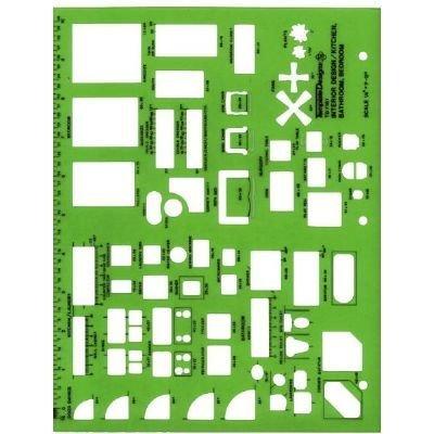 ALVIN ALVIN TEMPLATE TD7161 INTERIOR DESIGN/KITCHEN/BATH/BED