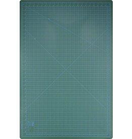 PRO ART PRO ART CUTTING MAT GREEN 24X36