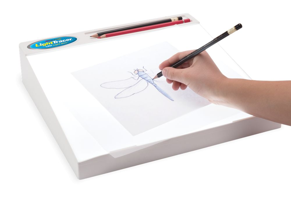 ARTOGRAPH ARTOGRAPH LIGHTTRACER LED LIGHT BOX 10X12    AOG-225-365
