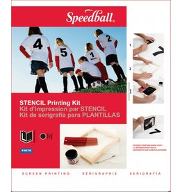 SPEEDBALL INC SPEEDBALL BASIC SCREEN PRINTING KIT
