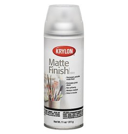KRYLON KRYLON MATTE FINISH 13OZ    1311