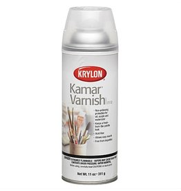 KRYLON KRYLON KAMAR VARNISH SPRAY 11OZ    1312