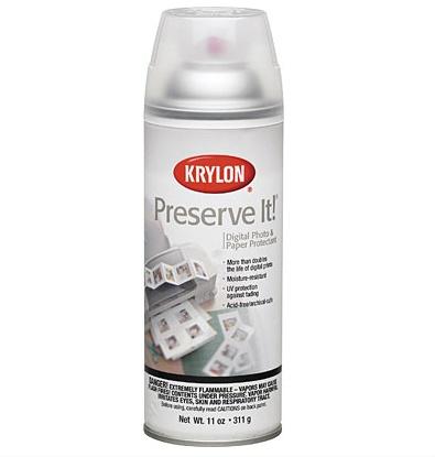 KRYLON KRYLON PRESERVE IT MATTE 12OZ    7027