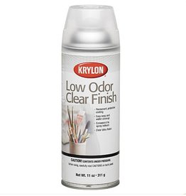 KRYLON KRYLON LOW ODOR CLEAR MATTE 11OZ    7120