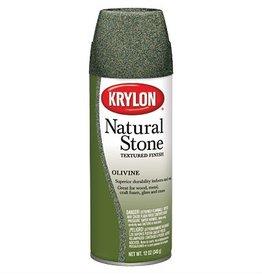 KRYLON KRYLON NATURAL STONE SPRAY OLIVINE 12OZ