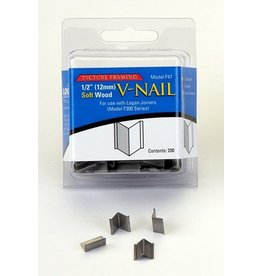 LOGAN LOGAN F47 V NAIL SOFT 1/2IN 200/PK