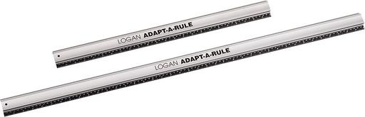 LOGAN LOGAN 524 ADAPT-A-RULE 24''