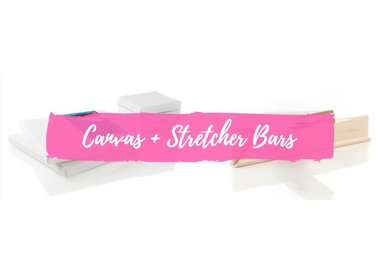 Canvas and Stretcher Bars