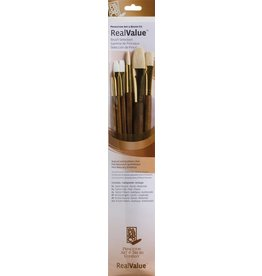 PRINCETON PRINCETON REALVALUE BRUSH SET NO. 9148 LH MULTI FILAMENT