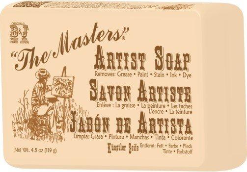 GENERAL PENCIL THE MASTERS ARTIST HAND SOAP 4.5OZ    GEN-102-BJBP