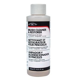WINSOR NEWTON WINSOR & NEWTON BRUSH CLEANER & RESTORER 4OZ