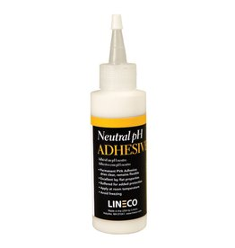 LINECO LINECO NEUTRAL PH ADHESIVE WHITE 4OZ