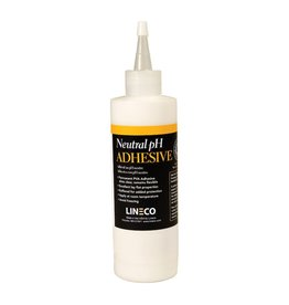 LINECO LINECO NEUTRAL PH ADHESIVE WHITE 8OZ