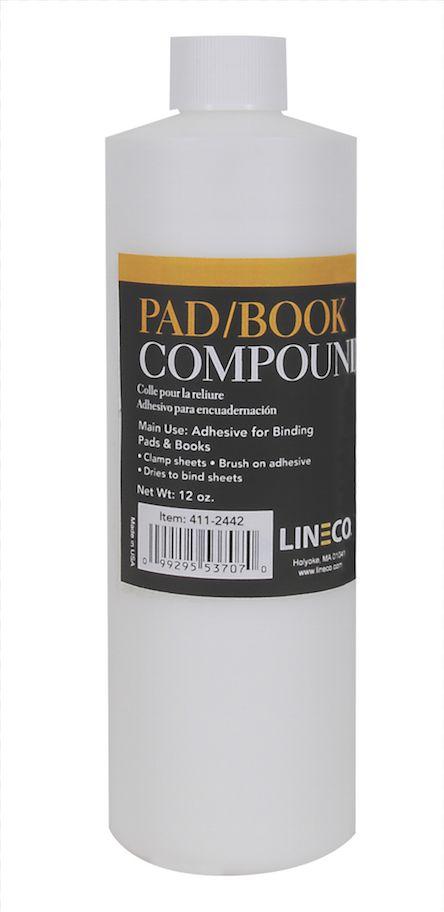 LINECO LINECO GLAZE PADDING COMPOUND 12OZ