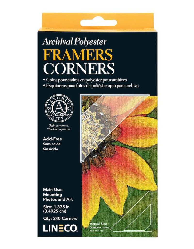 LINECO LINECO FRAMERS CORNERS 1-3/8 INCH    L533-0021